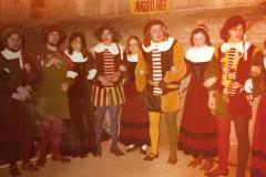 Trommgesellenpaare und Adel 1974 - Bild von Marlene Ochs, geb. Schuh