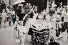 Familiengruppe Pilger ca. 1964