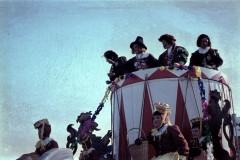 Fasnet 1965 Trommelwagen