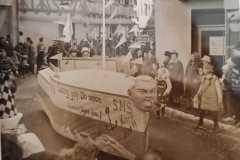 Ludwig Erhart Wagen ca. 1964