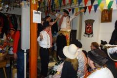 Grempelesmarkt: Versteigerer Flo und Uli