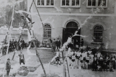 Zirkusaufführung 1914