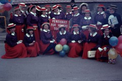 Fasnet 1965 Gruppe Falch